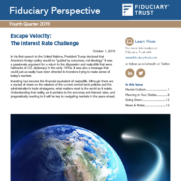2019 fourth quarter fiduciary perspective article