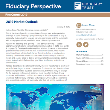2019 Q1 Fiduciary Perspective