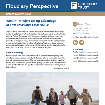 FTC Q2 2020 Fiduciary Perspective