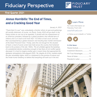 2021 Q1 Fiduciary Perspective