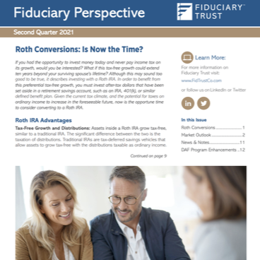 2021 Q2 Fiduciary Perspective