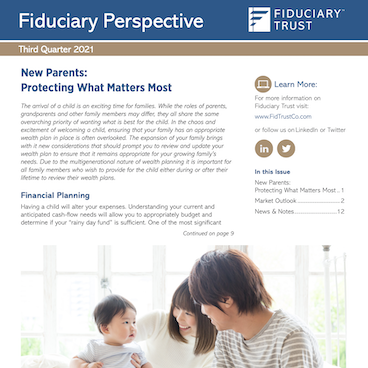 2021 Q3 Fiduciary Perspective